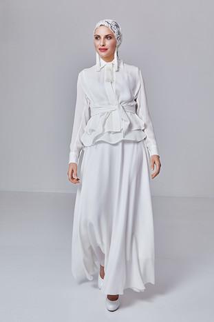 EMMA sukně a halenka - svatební vzhled