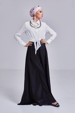 EMMA šaty - kancelářský vzhled