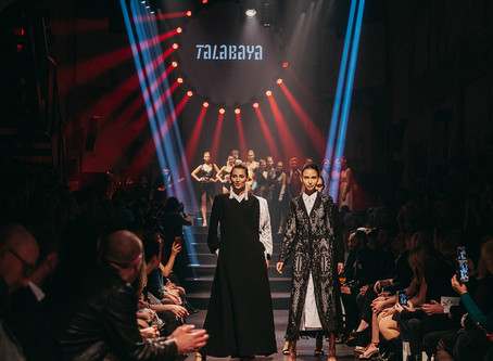 Four Czech and one British designer introduced their collections at Fashion Stars Night