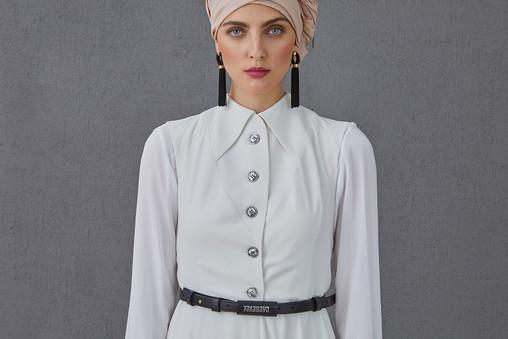 ROSIE - Long vest