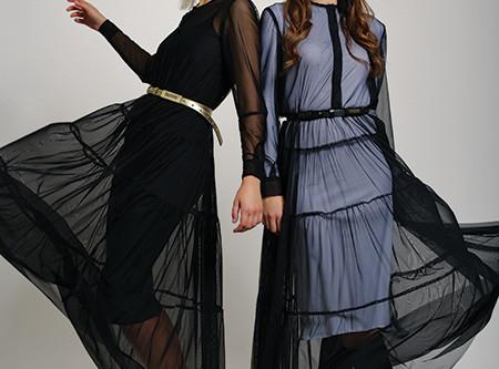 """The seven"" of fashion designer Mirka Talavaskova"