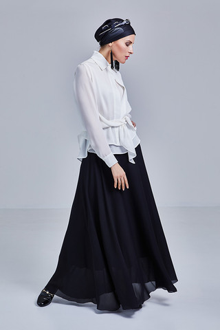 EMMA skirt and shirt - classic look