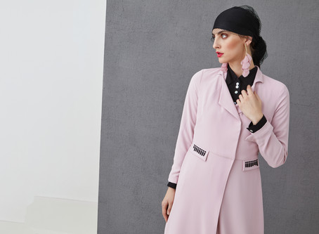 Talabaya Revisited: Mirka Talavaskova Is the Woman Behind the Eclectic Contemporary Modest Wear Bran