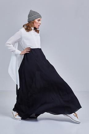 EMMA šaty - sportovní vzhled