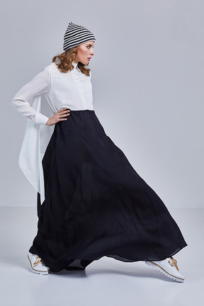 EMMA dress - sport look