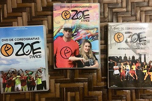 DVD's ZOE Dance