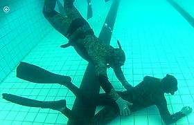 Curso de auto Resgate de Mergulhadores - Fronteira Sub - Pesca sub e Mergulho livre