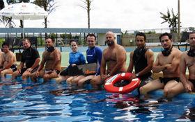 Como melhorar sua apneia com segurança, surfistas e pescadores Subaquáticos