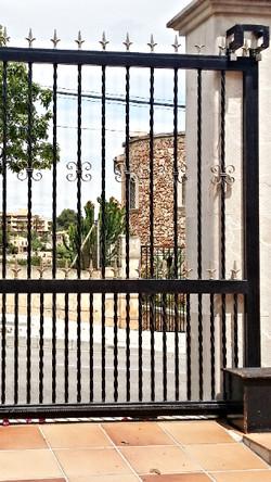 Puertas, Cerrajería Industrial