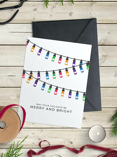 Holiday Happy Mail - Use coupon code 'MERRY'