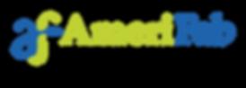 AmeriFab Logo with color logo amp black