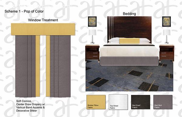 Design Board Bedding & Drapery