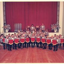 Tanunda Town Band circa 1974
