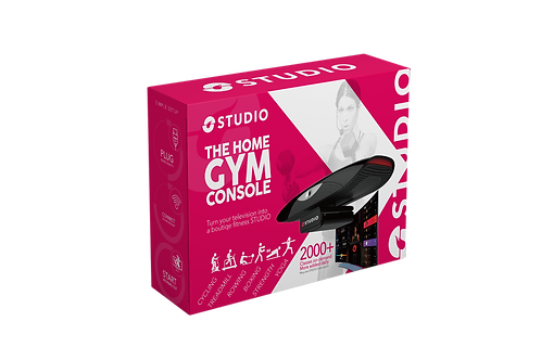 STUDIO Home Gym Console - Monthly Subscription With FREE Console