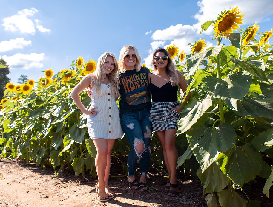 Girls in Sunflower Field Stock.jpg