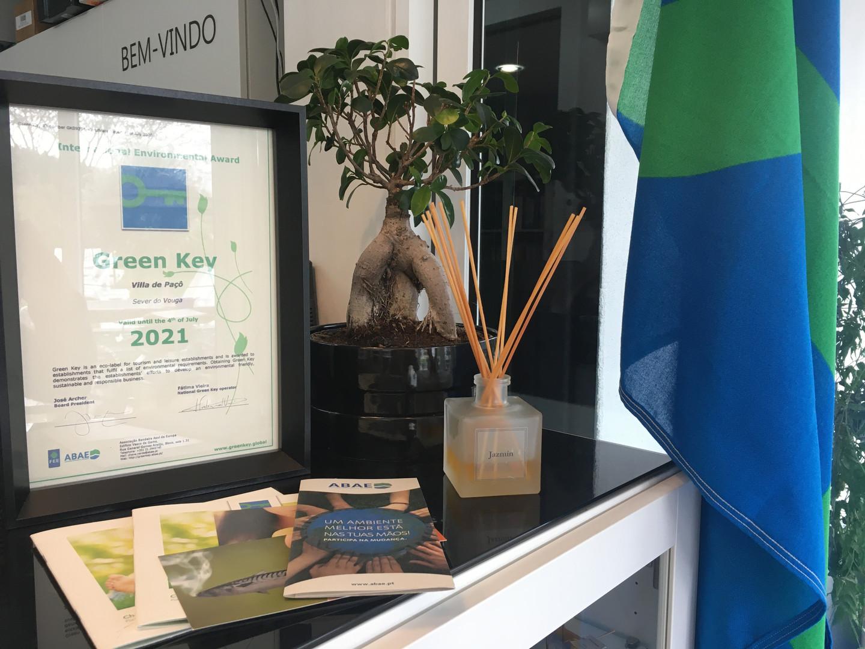 Informação Green Key