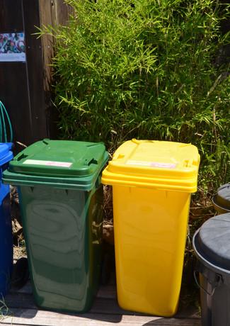 Separação de Lixo
