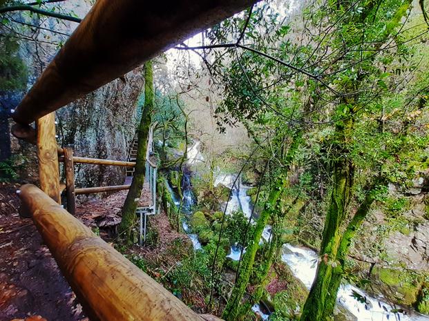 Cascata do Gresso