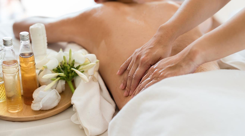 Aromatherapy Massage + Sound Healing