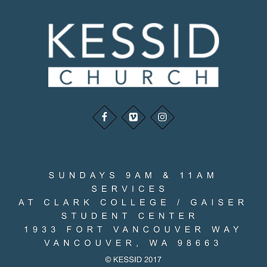 Private Event | Kessid Church