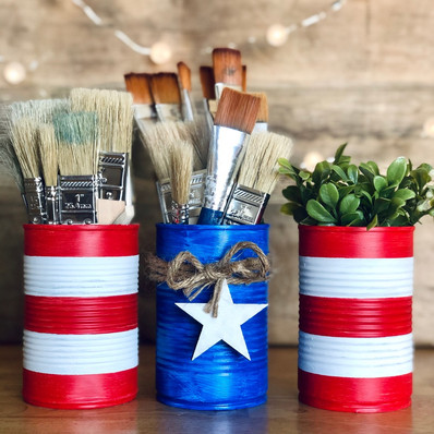 Star-Spangled Cans
