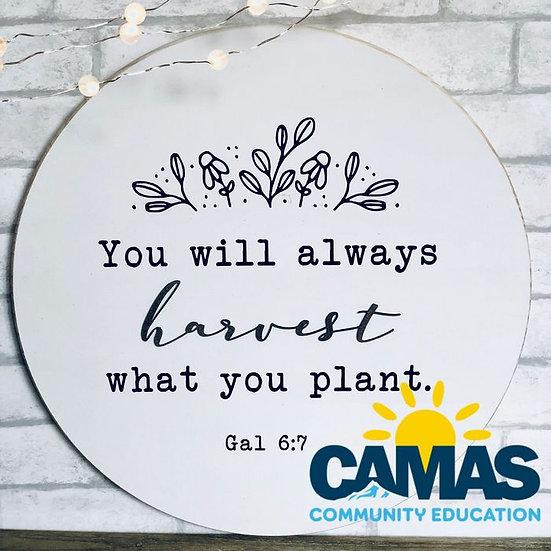 Private Event | Camas Community Ed