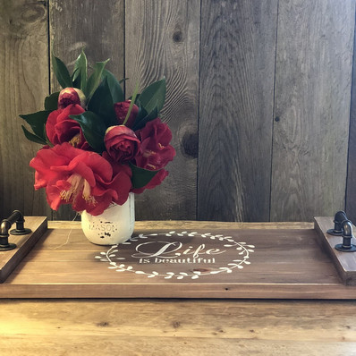 The Rustic Tray