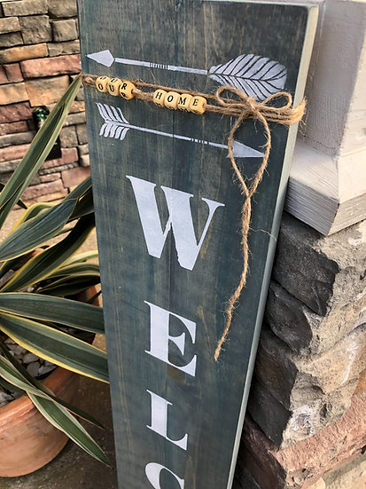 Closing Gift | Welcome Sign