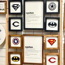 Superhero gallery