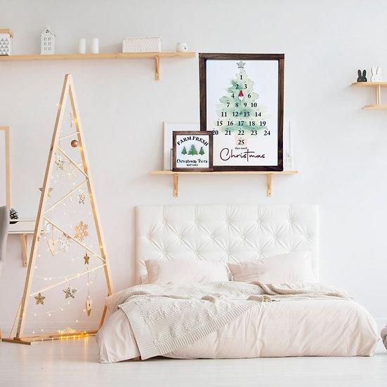 Shop | Christmas Countdown Green