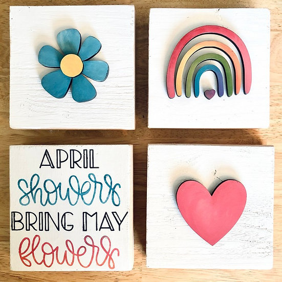 DIY Art Kit | Spring 2020 Minis