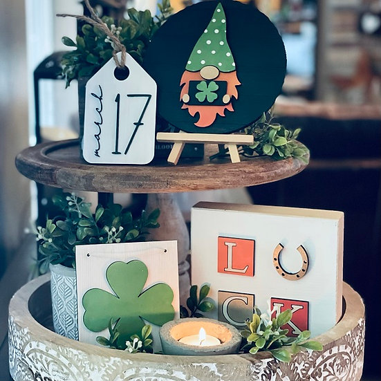 DIY Art Kit | St Paddy