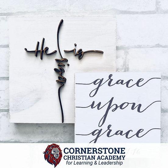 Fundraiser | Cornerstone
