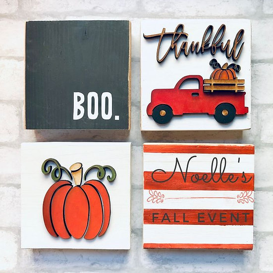 Private Party | Noelle's Fall Minis