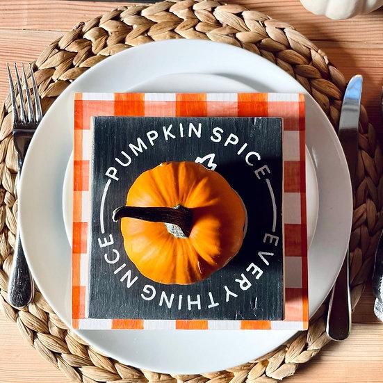 DIY Art Kit   Thanksgiving Minis