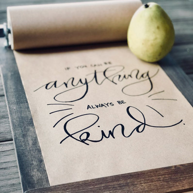 Rustic Wooden Notepad