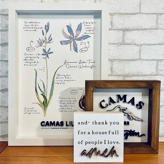 Shop | Camas Lily
