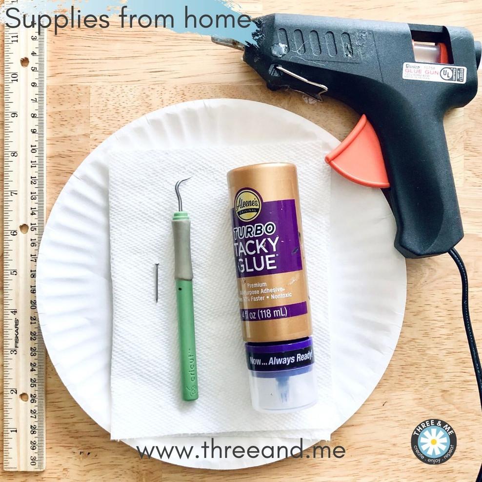 Find extra supplies