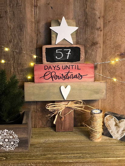 Countdown Tree