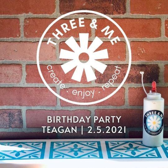 Birthday Party | Teagan