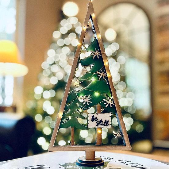 DIY Art Kit | Christmas Tree