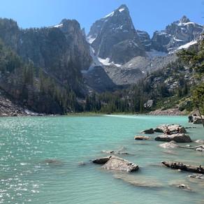 Delta Lake (Grand Teton NP, WY) ♦︎