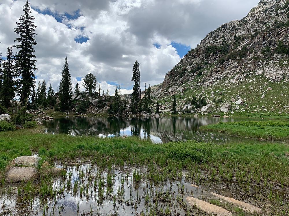 Silver Glance Lake