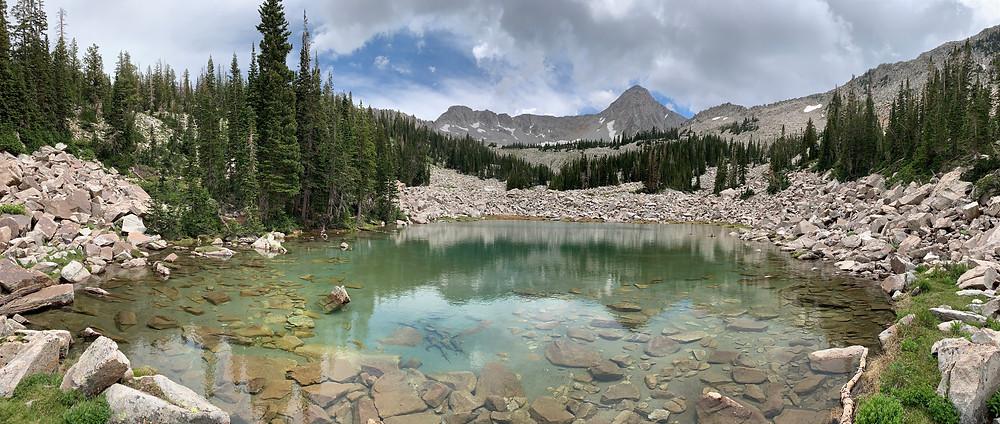 Maybird Lakes Utah