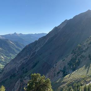 Mount Superior - South Ridge ♦︎♦︎