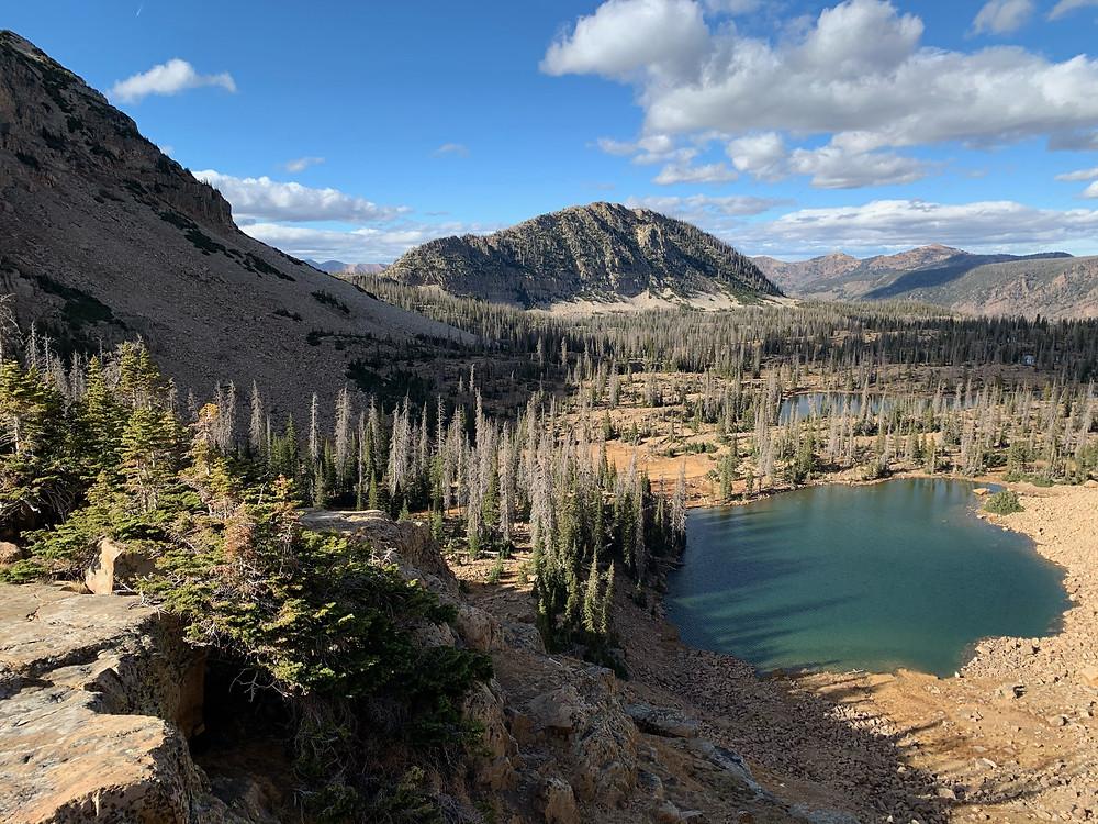 The Notch hike Utah