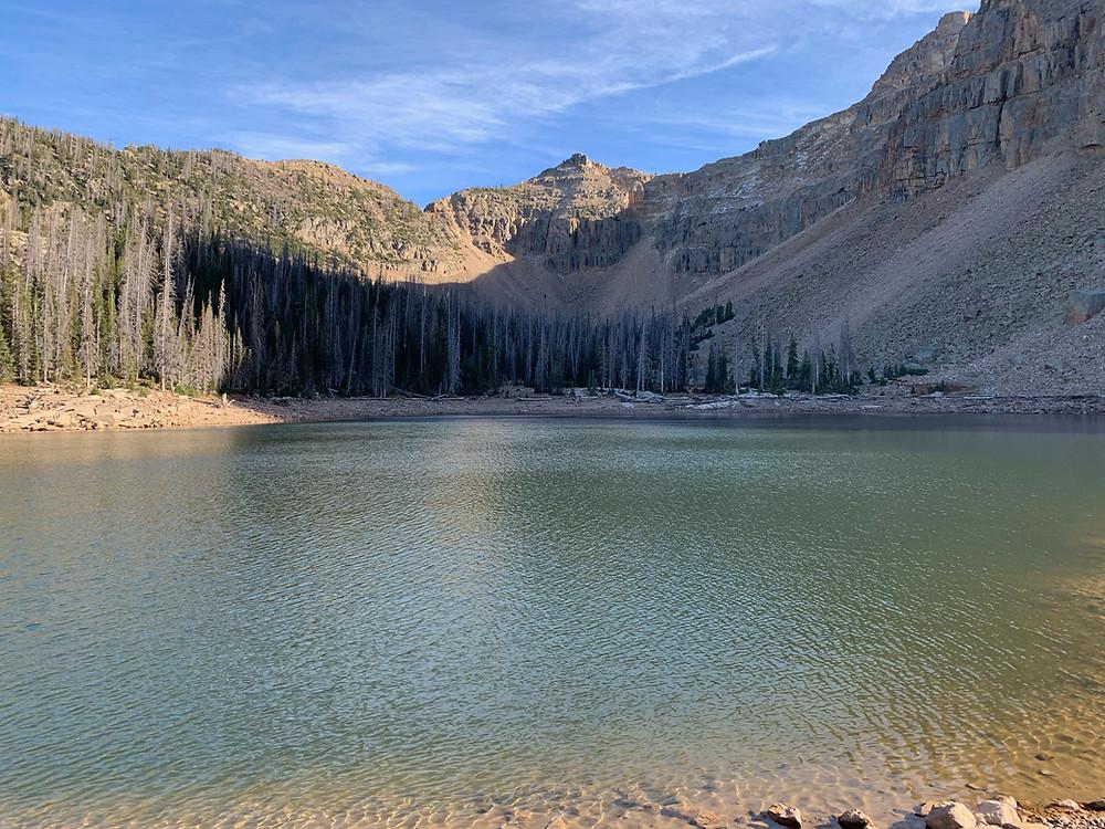 Ibantik Lake, Utah