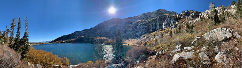 Silver Lake American Fork Canyon