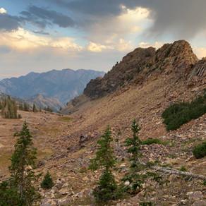 Sundial Peak ♦︎♦︎