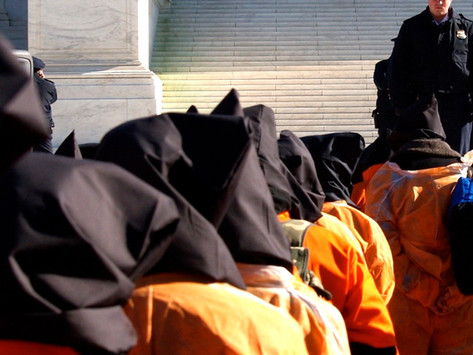 Trapped at Guantanamo: Rehumanizing the Face of Injustice